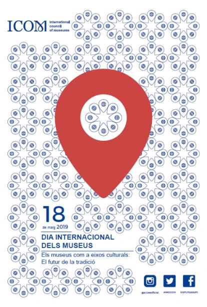 poster del dia mundial dels museus 2019